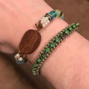 Set: American Eagle Outfitters bracelets